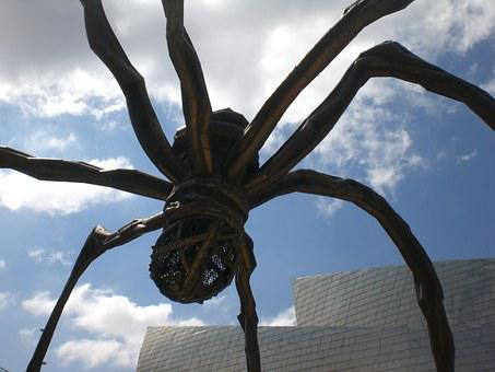 Giant Spider, Insect, Sculpture, Louise Bourgeois