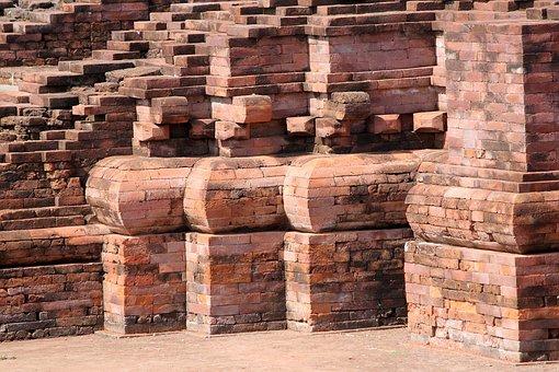 Indonesia, Heritage, Candi, Najip, Budhist Temple