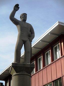 Monument, Statue, Landmark, Hystorisch, Voters