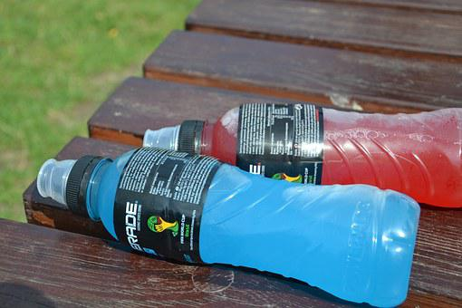 Powerade, The Drink, Isotonic Drink, Isotonic
