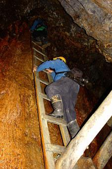 Mining, Mine, Tourism In Mine, Holiday, Miner, Gold