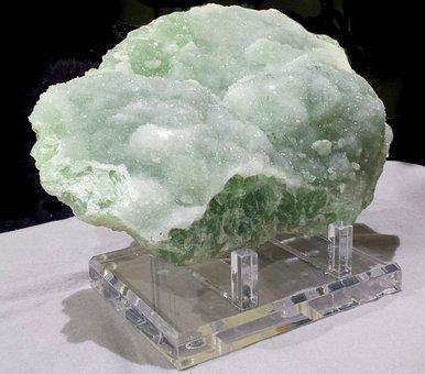 Mineral, Mineral Specimen, Rough, Mineralogy