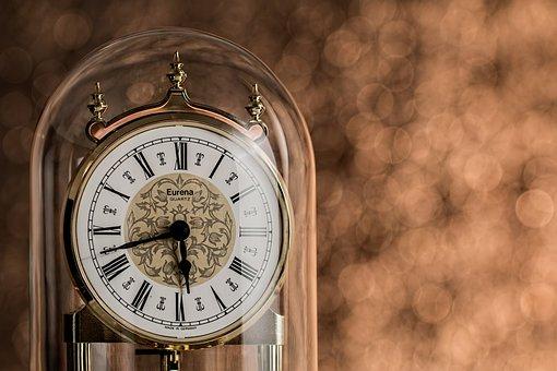 Clock, Time, Minutes, Hours, Ageing, Quartz, Seconds