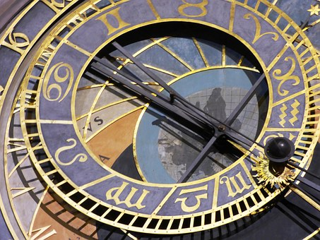 Orloj, Clock, Time, Time Indicating, Monument