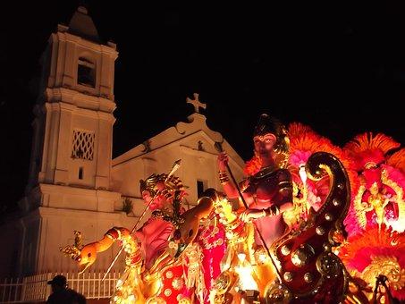 Carnaval, Las Tablas, Panama
