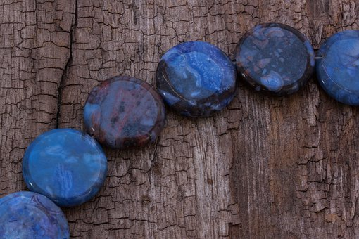 Sodalite, Mineral, Scaffolding Silicate, Turquoise