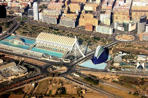 City, Arts, Science, Spain, Valencia