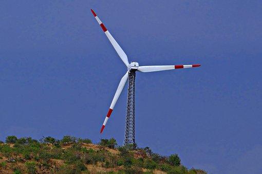 Wind Turbine, Wind Power, Wind Energy