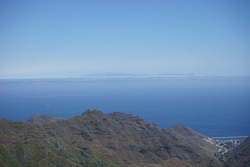 Ananagebirge, Viewpoint, Tenerife, Anaga Mountains