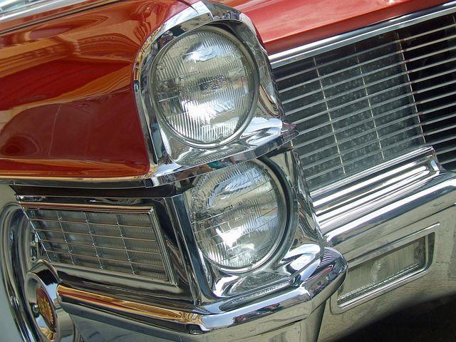 American Car, Old Timer, Vintage, Car, American, Old