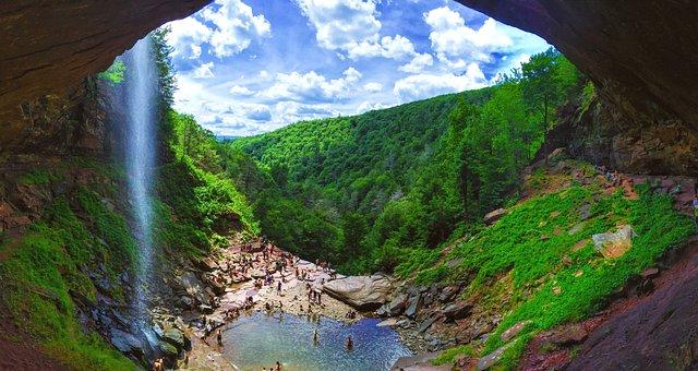 Adventure, Canyon, Daylight, Environment, Foliage