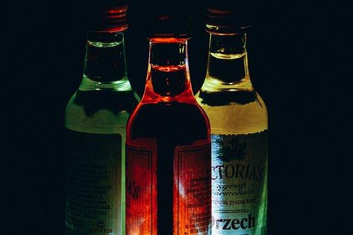 Cocktails, Bottles, Drinks, Drink, Glass