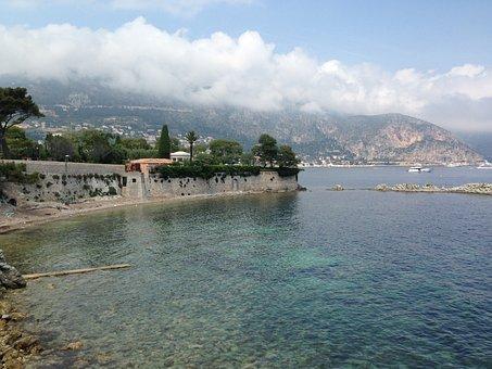 Nice, France, Ville Franco, Côte D ' Azur, Summer