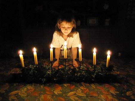 Passover, Candles, Holiday, Celebration, Spring