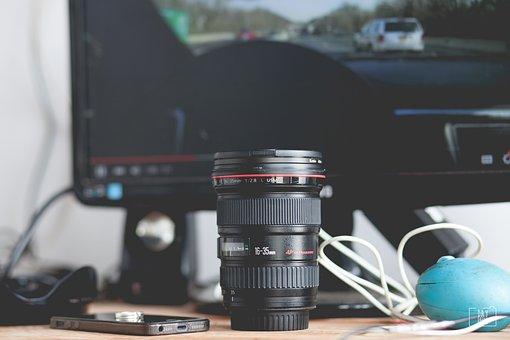 Photography, Canon, Lenses