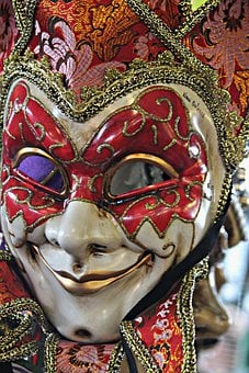 Face Mask, Mask, Mardi Gras, Parade, New Orleans