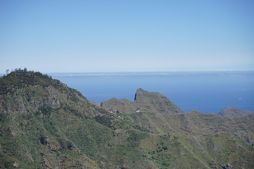 Ananagebirge, Mountains, Viewpoint, Tenerife