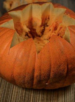 Halloween, Pumpkin, Background, Holiday, Autumn