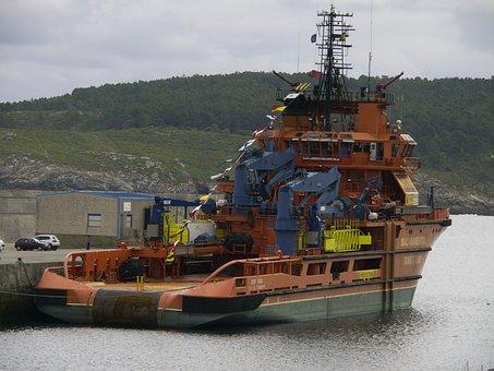 Boat Rescue, Rescue, Port