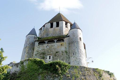 Provins, Fortress, Ile-de-france, Seine And Marne
