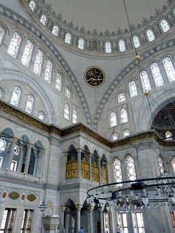 Istanbul, Turkey, Mosque, Islam, Muslim, Religion