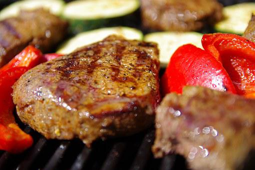 Grill, Steak, Barbecue, Meat, Bbq, Food, Weber, Gourmet