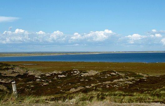 Sylt, Elbow, Beach, Sand, Sea, North Sea, Summer