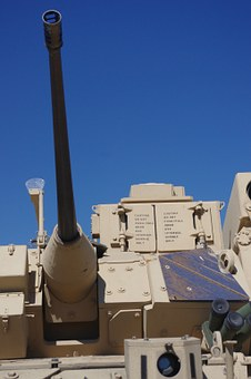 Tank, Army, Weapon, Cannon, Gun, Missile, Blue Army