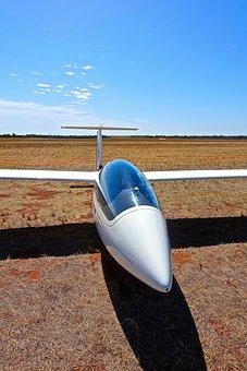 Glider, Aviation, Cabin, Aircraft, Airplane, Leisure