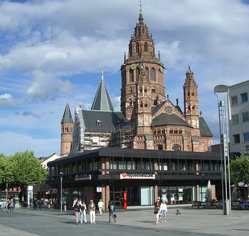 Dom, St Martin's Cathedral, Mainz
