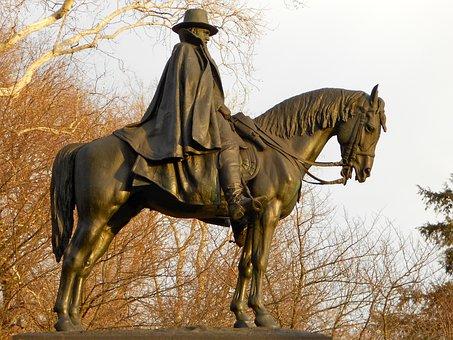 Philadelphia, Pennsylvania, Statue, Monument