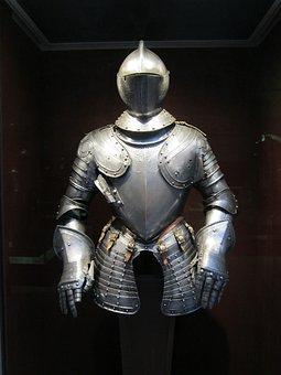 Armor, 16th Century, War, Equipment, Knight, Helmet