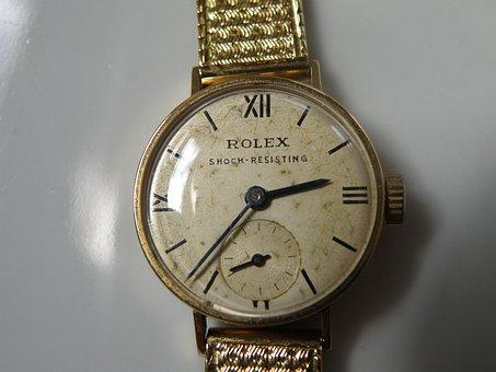 Rolex, Watch, Time, Lancets, Historian, Ancient, Now