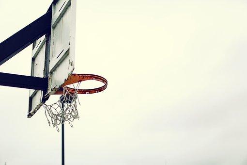 Basket, Basketball, Basketball Hoop, Basketball Ring