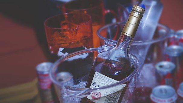 Spirit, Hennessy, Bottles, Bottle Service, Brandy, Bar