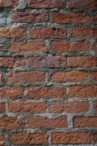 Brick, Brick Wall, Old, Wall, Masonry, Facade, Red