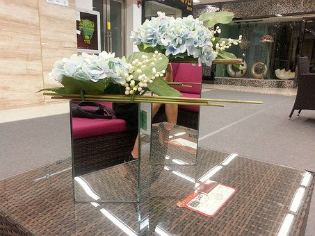 Home Accessories, Soft Loading, Flower, Shop, Furniture
