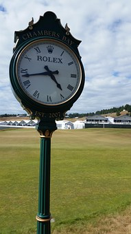 Chambers Bay, Golf, Rolex
