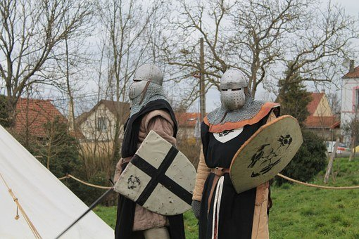 Knight, Knights, Medieval, Armor, Middle Ages