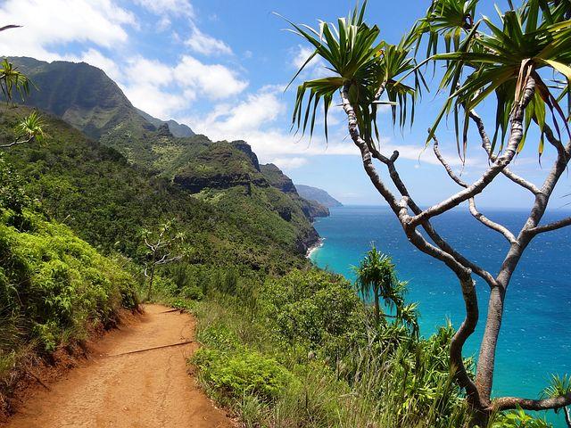 Napali Coast, Kauai, Nawiliwili, Nature, Hawaii