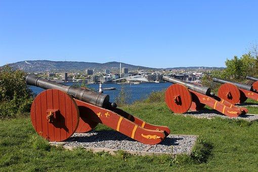 Oslofjord, Oslo, Norway, Summer, Scandinavia, Hovedoya