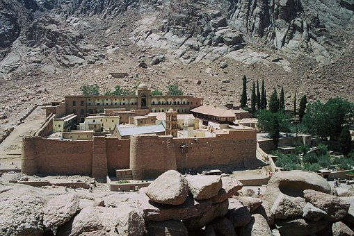 St Catherine's Monastery, Sinai, Greek Orthodox