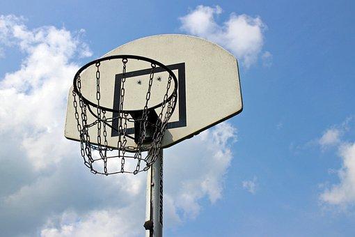 Basketball Hoop, Sport, Basketball, Basket, Play