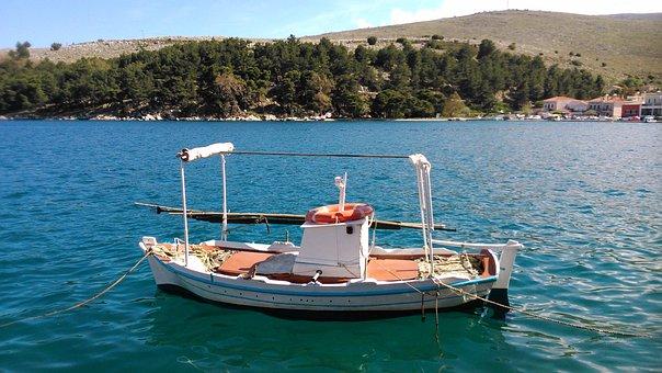 Dingle, Chios, Greece, Summer, Companionship