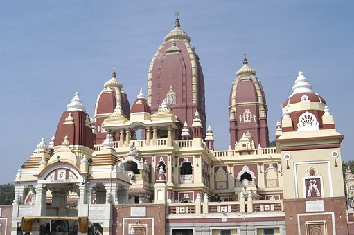 Temple, Birla Temple, Laxminarayan Temple, Hindu