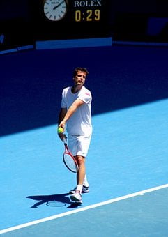 Tennis, Thommy Haas, Australian Open 2012, Melbourne