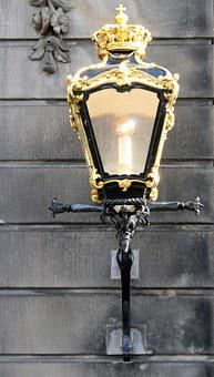 Lantern, The Hague, Long Voorhout