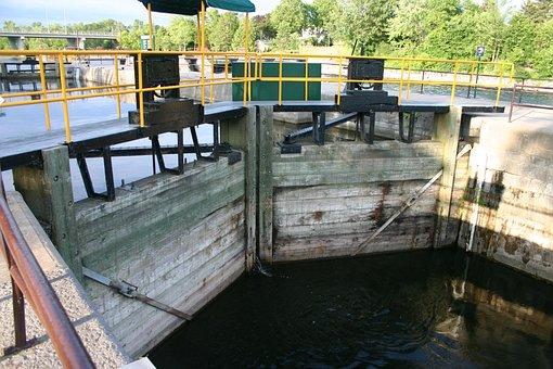 Trent-severn Waterway, Ontario, Locks, Waterway
