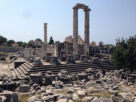 Didim, Turkiye, Apollon Tapınagı, Alicamurcu