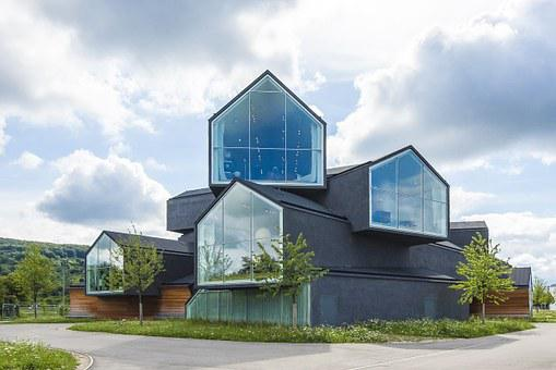 Architecture, Museum, Vitra, Modern Architecture